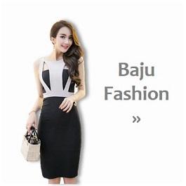 Koleksi Baju Fashion Wanita Import