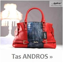 Koleksi Tas Branded ANDROS